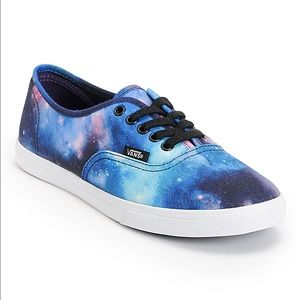 Galaxy Vans Men's size 8.5 women's size 10!